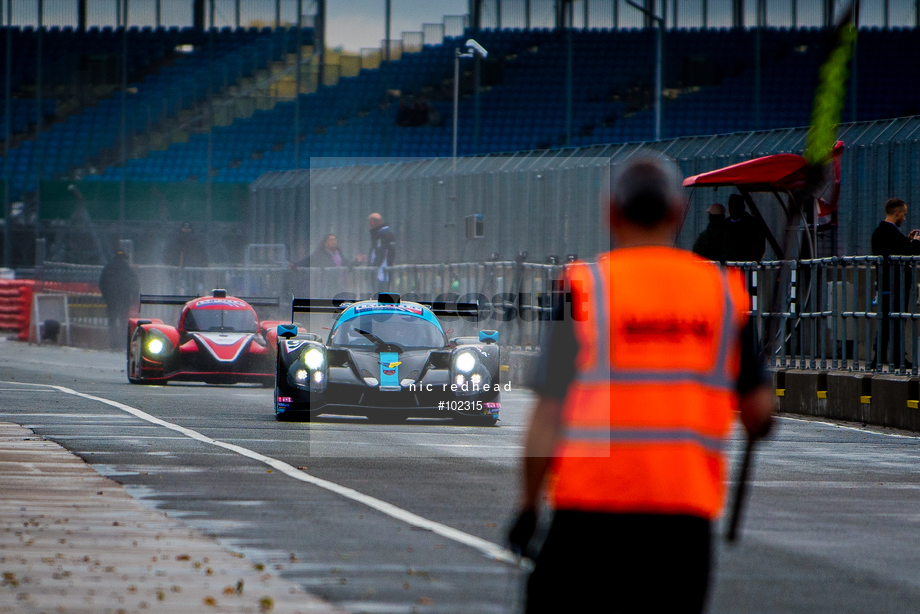 Spacesuit Collections Image ID 102315, Nic Redhead, LMP3 Cup Silverstone, UK, 13/10/2018 10:04:29