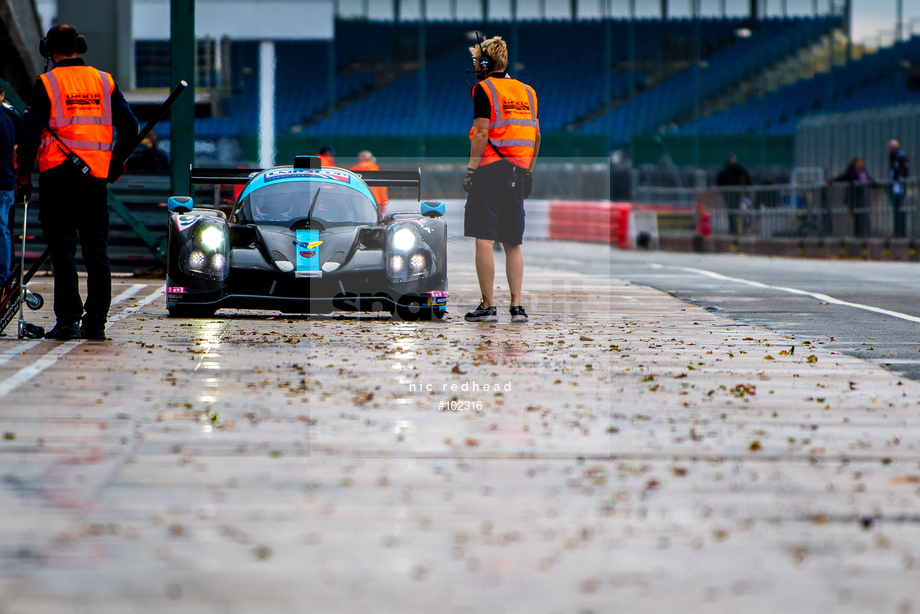 Spacesuit Collections Image ID 102316, Nic Redhead, LMP3 Cup Silverstone, UK, 13/10/2018 10:04:36