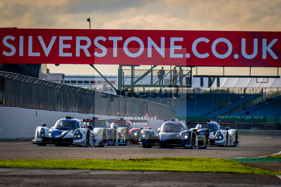 Spacesuit Collections Image ID 102320, Nic Redhead, LMP3 Cup Silverstone, UK, 13/10/2018 15:58:40