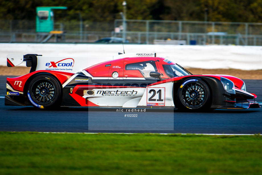 Spacesuit Collections Image ID 102322, Nic Redhead, LMP3 Cup Silverstone, UK, 13/10/2018 16:20:30