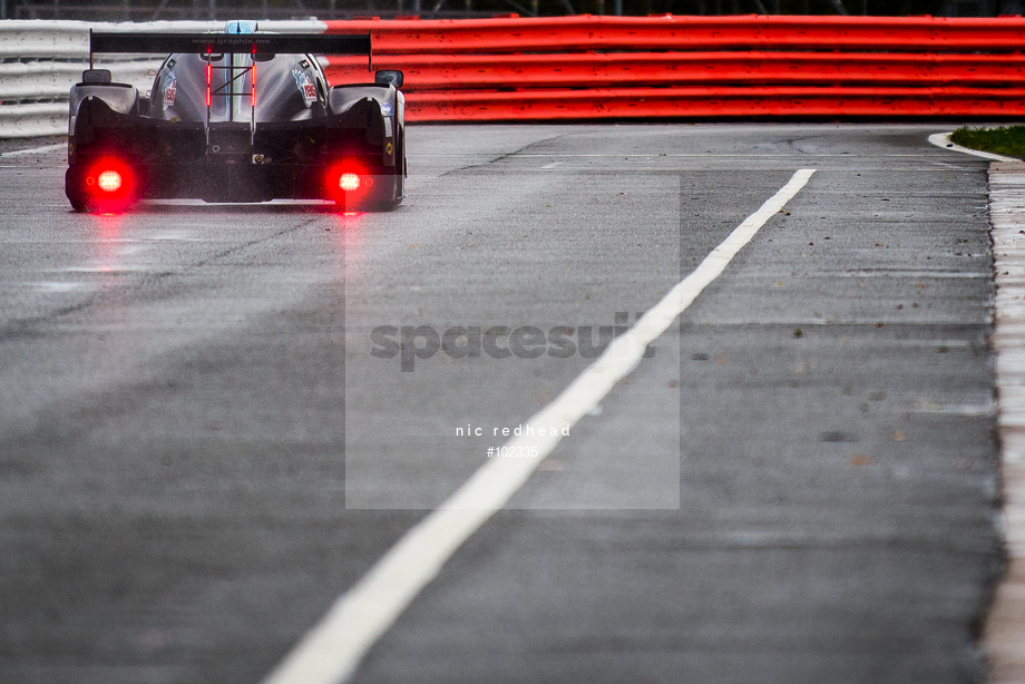 Spacesuit Collections Image ID 102335, Nic Redhead, LMP3 Cup Silverstone, UK, 13/10/2018 11:16:12