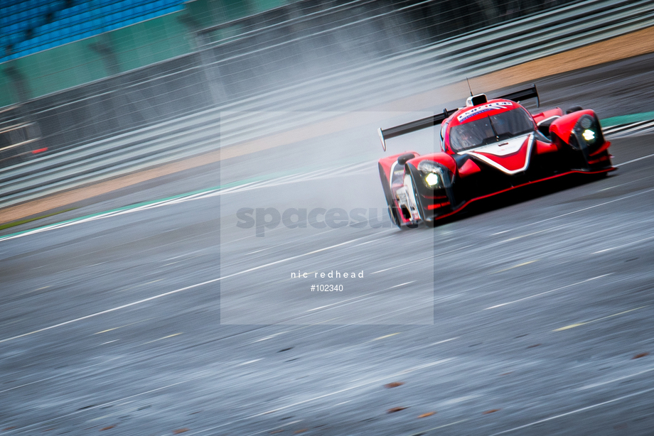 Spacesuit Collections Image ID 102340, Nic Redhead, LMP3 Cup Silverstone, UK, 13/10/2018 11:20:37