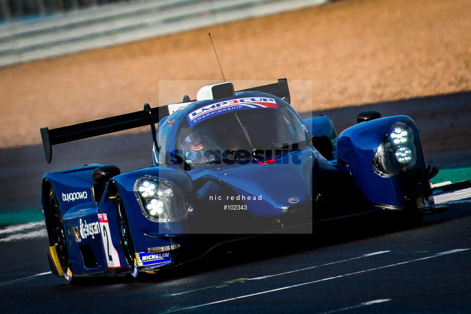 Spacesuit Collections Image ID 102343, Nic Redhead, LMP3 Cup Silverstone, UK, 13/10/2018 11:23:17