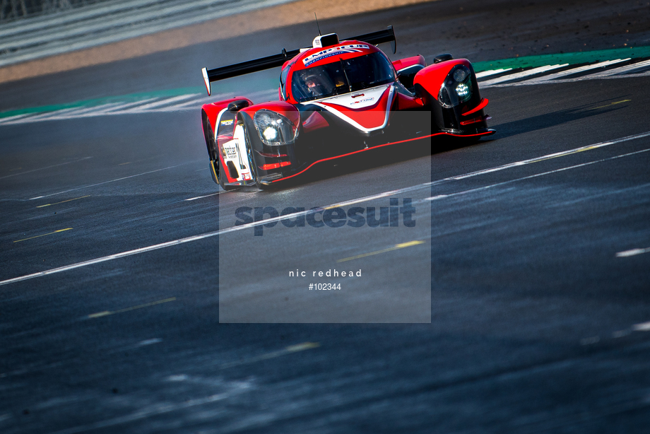 Spacesuit Collections Image ID 102344, Nic Redhead, LMP3 Cup Silverstone, UK, 13/10/2018 11:25:09