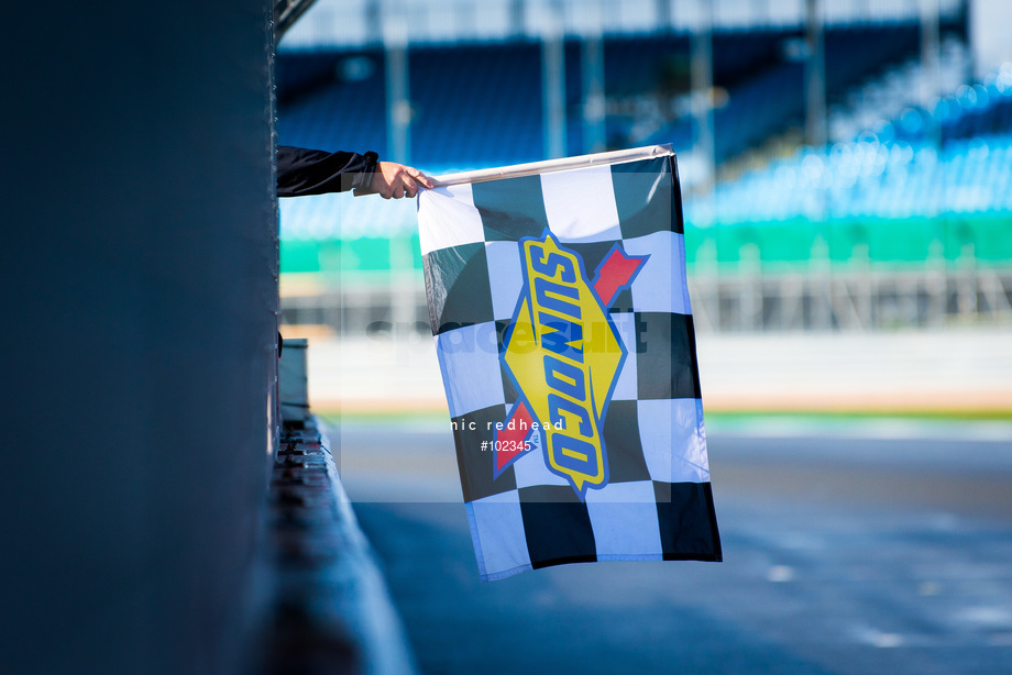 Spacesuit Collections Image ID 102345, Nic Redhead, LMP3 Cup Silverstone, UK, 13/10/2018 11:26:49
