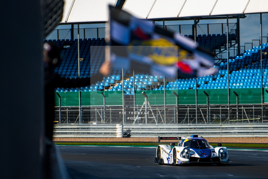 Spacesuit Collections Image ID 102346, Nic Redhead, LMP3 Cup Silverstone, UK, 13/10/2018 11:26:57
