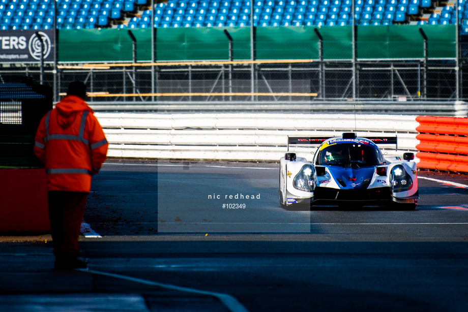 Spacesuit Collections Image ID 102349, Nic Redhead, LMP3 Cup Silverstone, UK, 13/10/2018 11:29:28