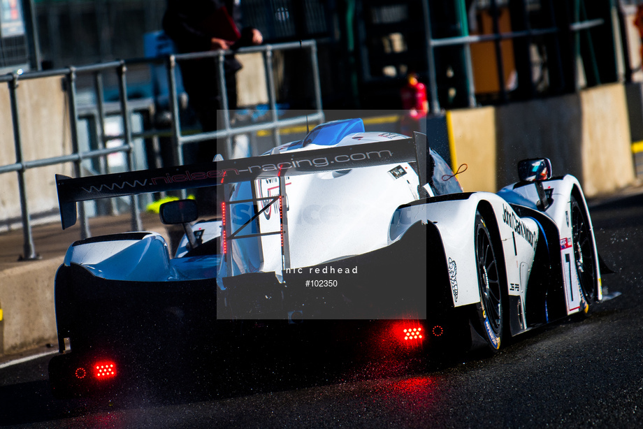 Spacesuit Collections Image ID 102350, Nic Redhead, LMP3 Cup Silverstone, UK, 13/10/2018 11:29:39