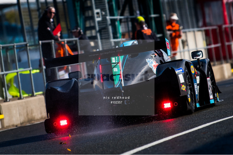 Spacesuit Collections Image ID 102357, Nic Redhead, LMP3 Cup Silverstone, UK, 13/10/2018 11:30:47