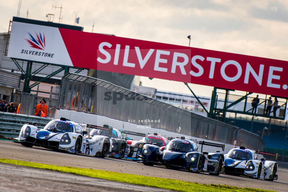 Spacesuit Collections Image ID 102369, Nic Redhead, LMP3 Cup Silverstone, UK, 13/10/2018 15:58:41