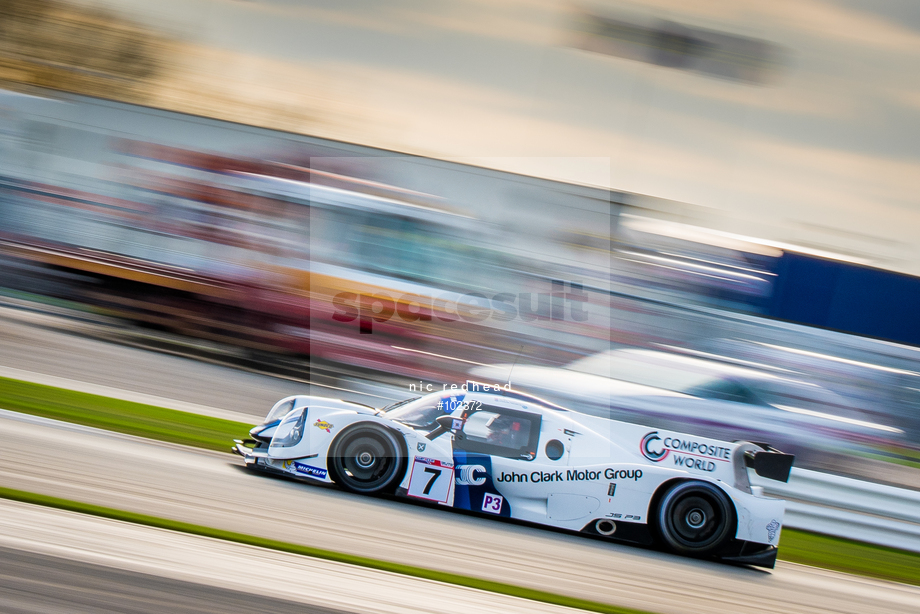 Spacesuit Collections Image ID 102372, Nic Redhead, LMP3 Cup Silverstone, UK, 13/10/2018 16:00:43