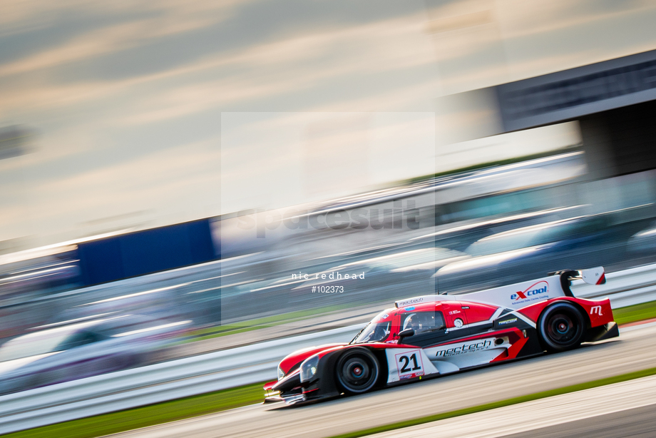 Spacesuit Collections Image ID 102373, Nic Redhead, LMP3 Cup Silverstone, UK, 13/10/2018 16:00:46