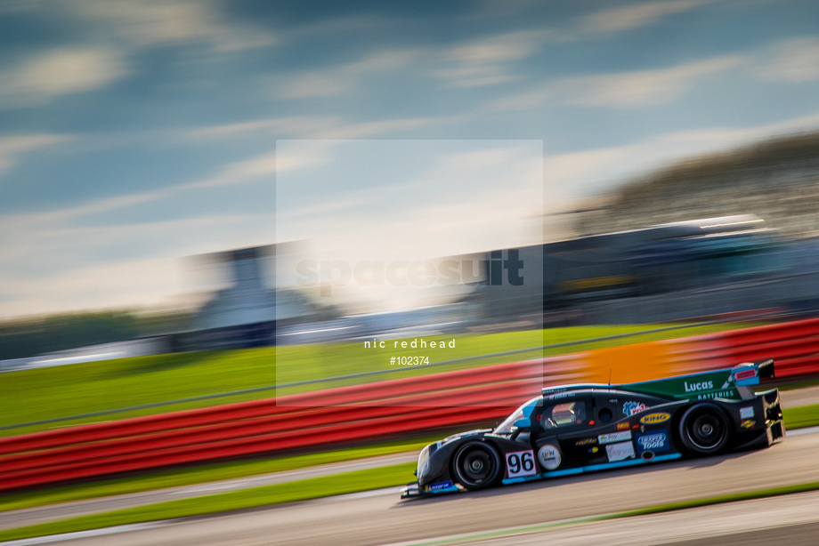 Spacesuit Collections Image ID 102374, Nic Redhead, LMP3 Cup Silverstone, UK, 13/10/2018 16:02:50