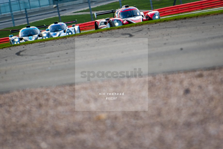 Spacesuit Collections Image ID 102397, Nic Redhead, LMP3 Cup Silverstone, UK, 13/10/2018 16:20:23