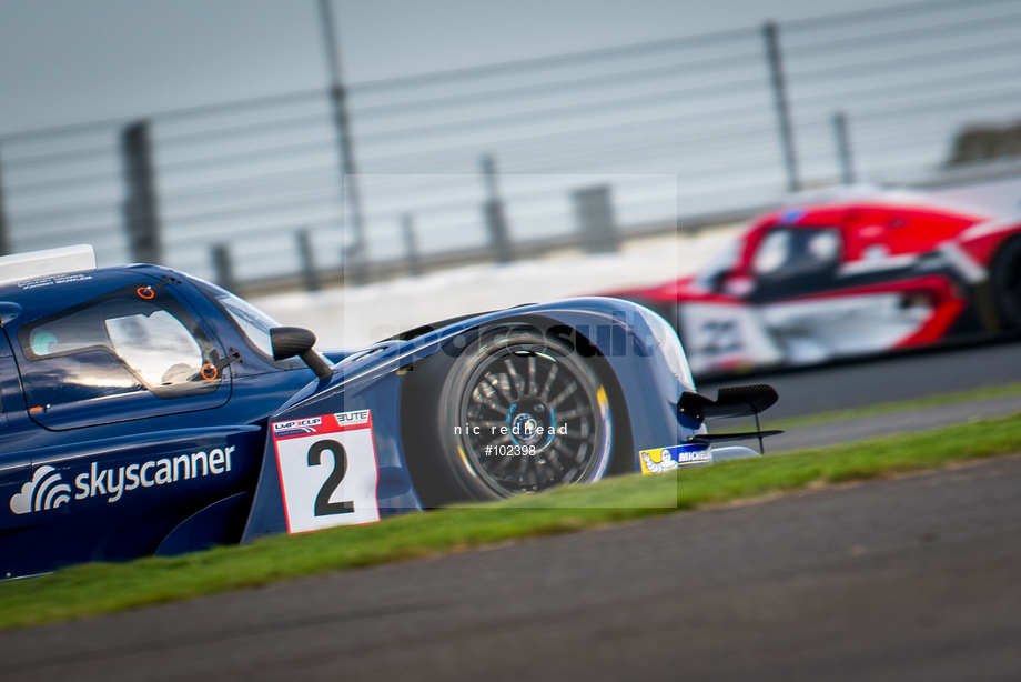 Spacesuit Collections Image ID 102398, Nic Redhead, LMP3 Cup Silverstone, UK, 13/10/2018 16:20:35