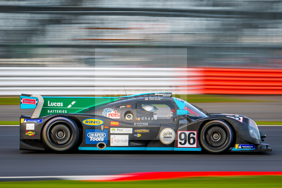 Spacesuit Collections Image ID 102399, Nic Redhead, LMP3 Cup Silverstone, UK, 13/10/2018 16:22:32