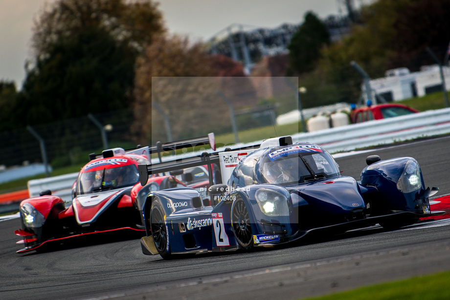 Spacesuit Collections Image ID 102408, Nic Redhead, LMP3 Cup Silverstone, UK, 13/10/2018 16:34:24