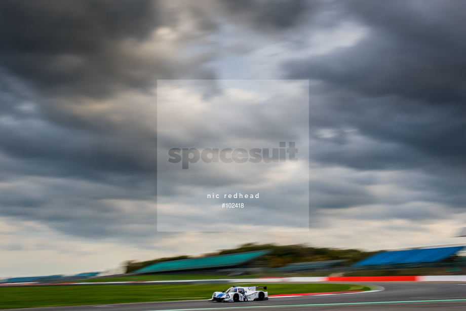Spacesuit Collections Image ID 102418, Nic Redhead, LMP3 Cup Silverstone, UK, 13/10/2018 16:51:53
