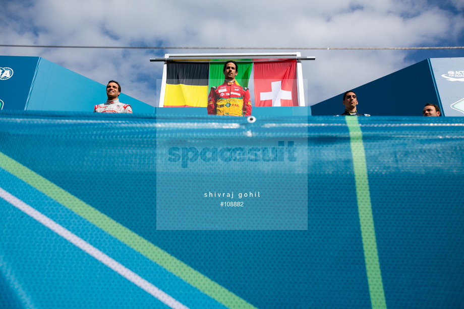 Spacesuit Collections Image ID 108882, Shivraj Gohil, Berlin ePrix, Germany, 23/05/2015 17:09:51