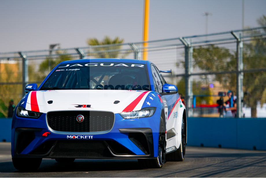 Spacesuit Collections Image ID 119872, Lou Johnson, Jaguar i-Pace eTrophy, Saudi Arabia, 14/12/2018 12:40:35