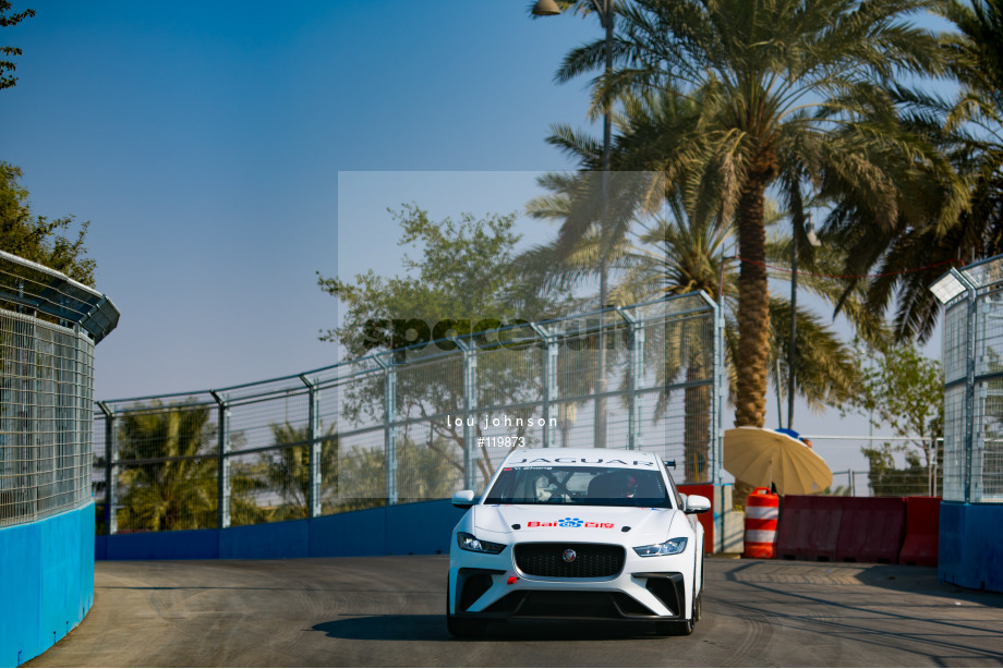 Spacesuit Collections Image ID 119873, Lou Johnson, Jaguar i-Pace eTrophy, Saudi Arabia, 14/12/2018 12:42:45
