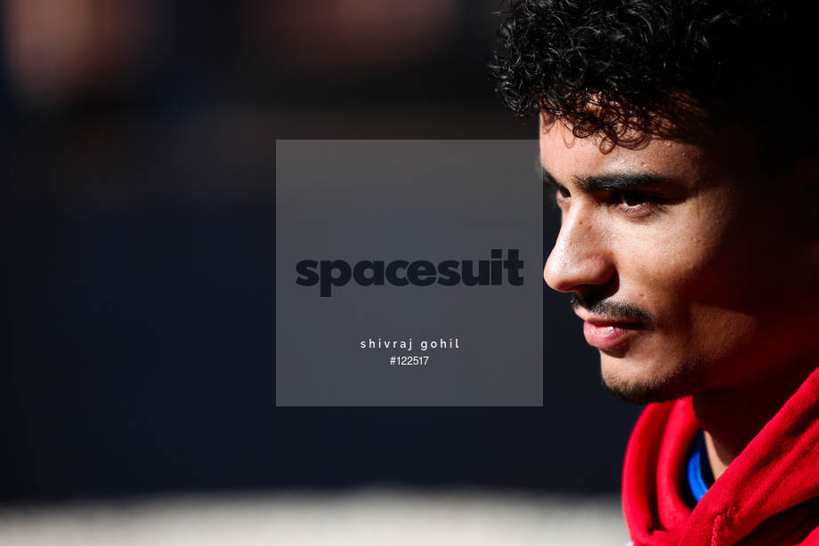 Spacesuit Collections Image ID 122517, Shivraj Gohil, Marrakesh E-Prix, Morocco, 11/01/2019 11:59:32