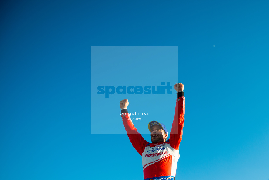 Spacesuit Collections Image ID 123185, Lou Johnson, Marrakesh E-Prix, Morocco, 12/01/2019 17:09:58