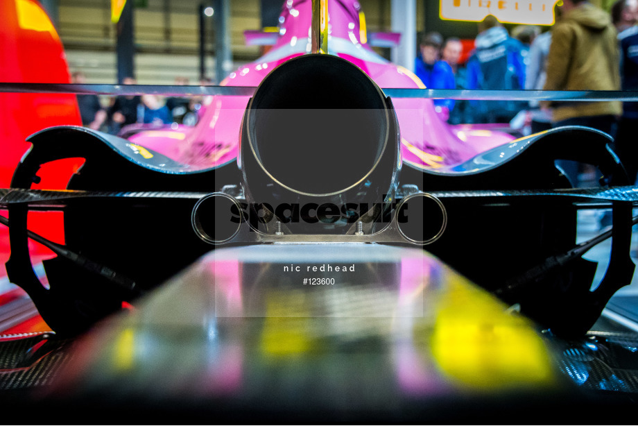 Spacesuit Collections Image ID 123600, Nic Redhead, Autosport International 2019, UK, 12/01/2019 12:01:33