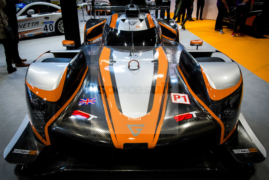 Spacesuit Collections Image ID 123634, Nic Redhead, Autosport International 2019, UK, 12/01/2019 14:19:55