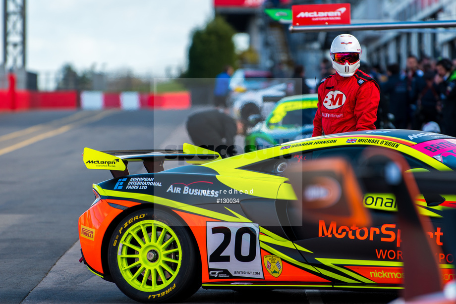 Spacesuit Collections Image ID 130034, Nic Redhead, British GT Media Day, UK, 05/03/2019 15:05:36