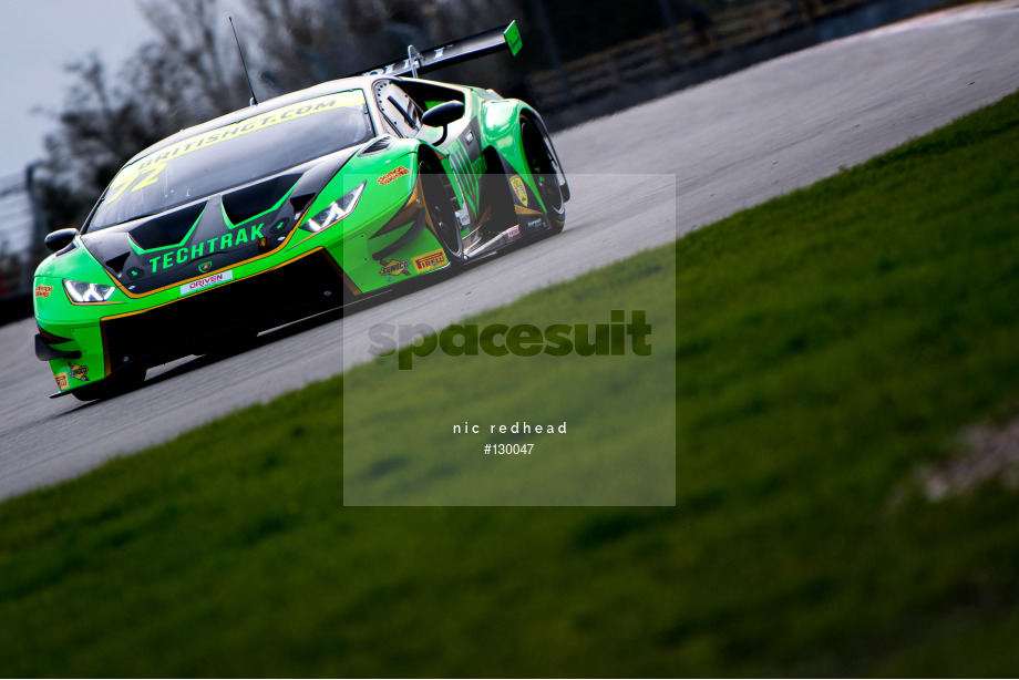 Spacesuit Collections Image ID 130047, Nic Redhead, British GT Media Day, UK, 05/03/2019 17:24:08