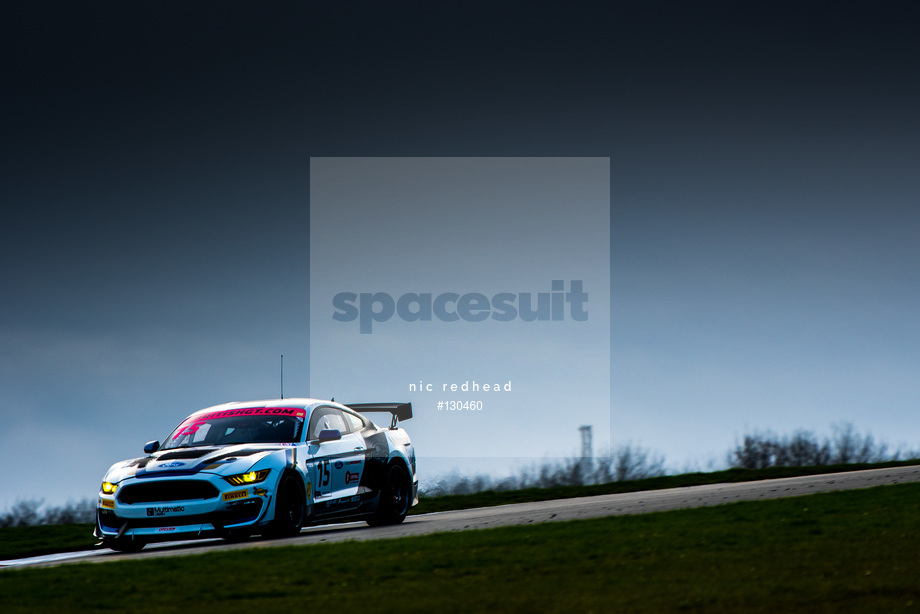 Spacesuit Collections Image ID 130460, Nic Redhead, British GT Media Day, UK, 05/03/2019 17:39:56