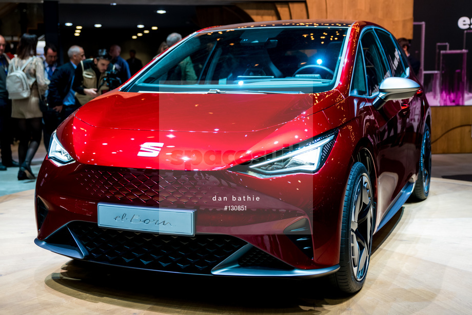 Spacesuit Collections Image ID 130851, Dan Bathie, Geneva International Motor Show, Switzerland, 06/03/2019 10:39:39