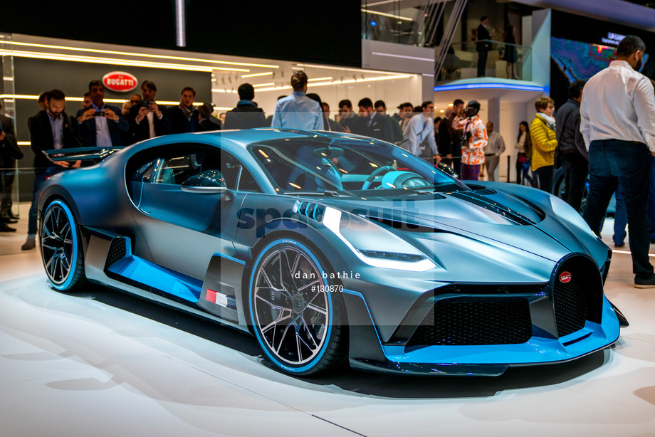 Spacesuit Collections Image ID 130870, Dan Bathie, Geneva International Motor Show, Switzerland, 06/03/2019 11:11:22