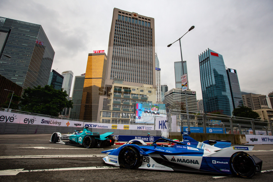 Spacesuit Collections Image ID 132892, Shivraj Gohil, Hong Kong ePrix, Hong Kong, 10/03/2019 16:28:00