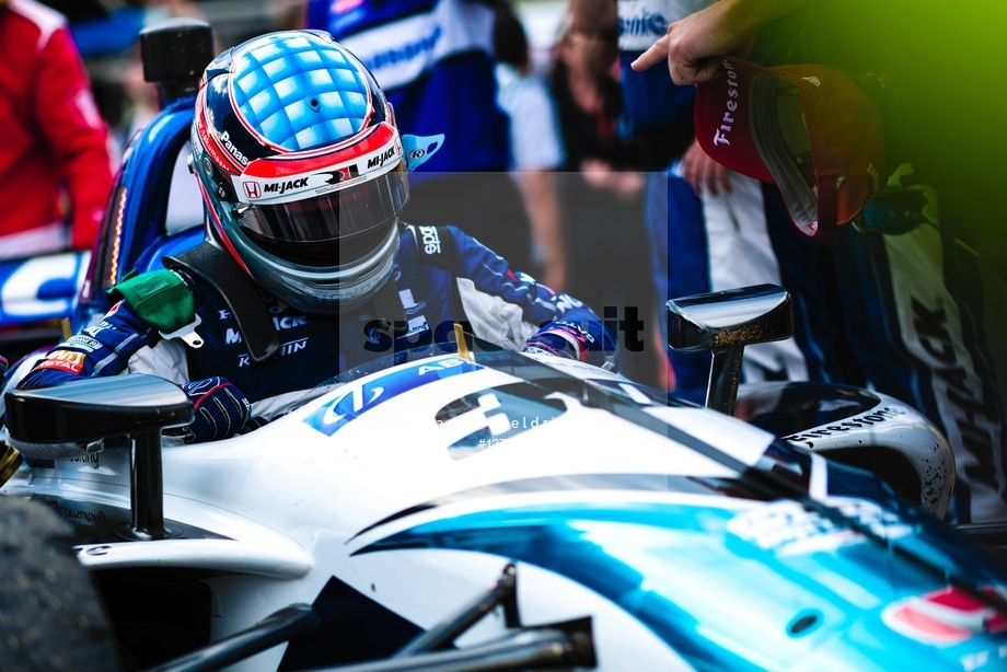 Spacesuit Collections Image ID 137596, Jamie Sheldrick, Honda Indy Grand Prix of Alabama, United States, 07/04/2019 17:13:04