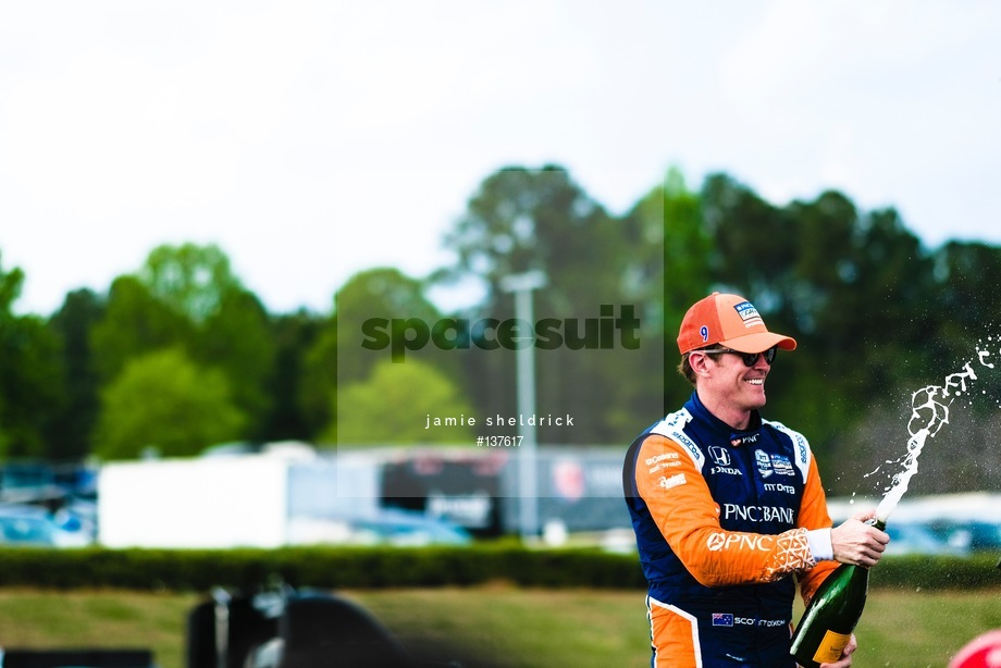 Spacesuit Collections Image ID 137617, Jamie Sheldrick, Honda Indy Grand Prix of Alabama, United States, 07/04/2019 17:36:11