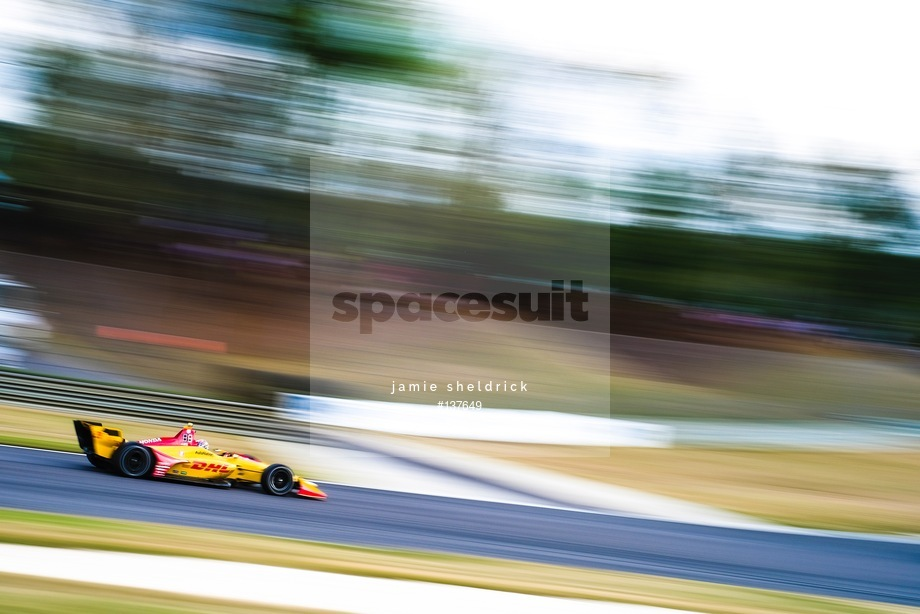 Spacesuit Collections Image ID 137649, Jamie Sheldrick, Honda Indy Grand Prix of Alabama, United States, 07/04/2019 16:00:17