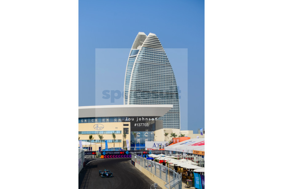 Spacesuit Collections Image ID 137703, Lou Johnson, Sanya ePrix, China, 22/03/2019 15:33:22