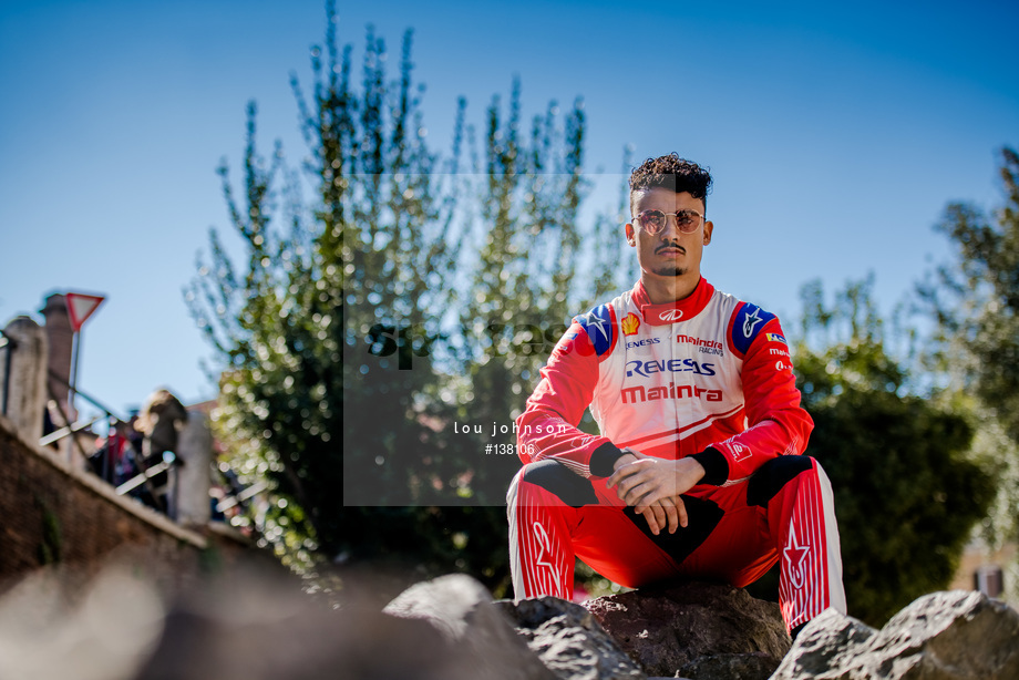 Spacesuit Collections Image ID 138106, Lou Johnson, Rome ePrix, Italy, 11/04/2019 08:14:45
