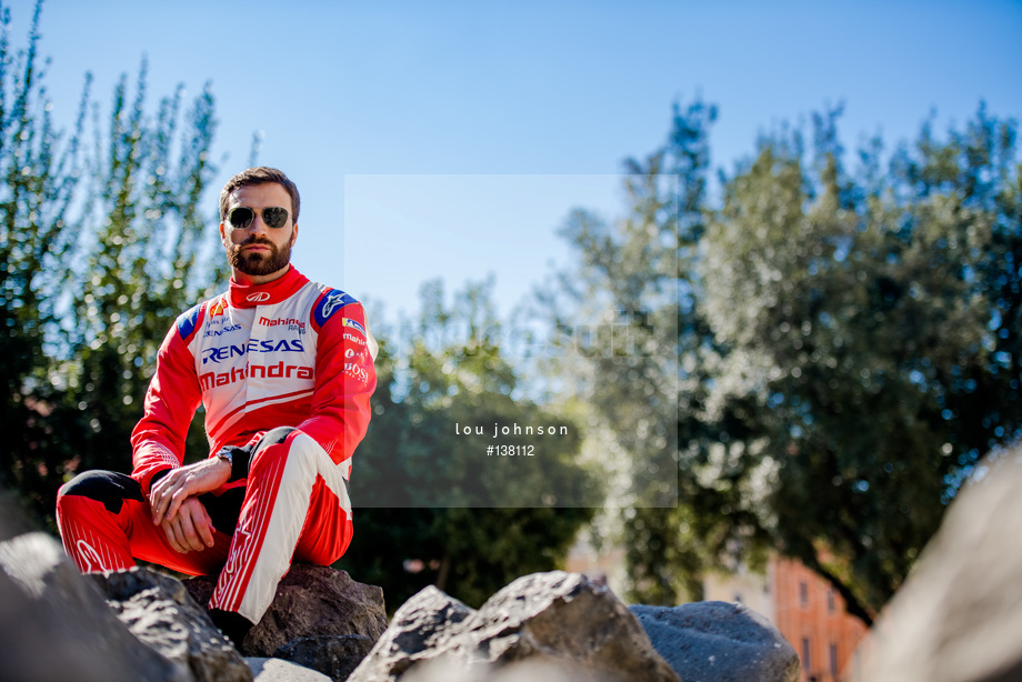 Spacesuit Collections Image ID 138112, Lou Johnson, Rome ePrix, Italy, 11/04/2019 08:21:03