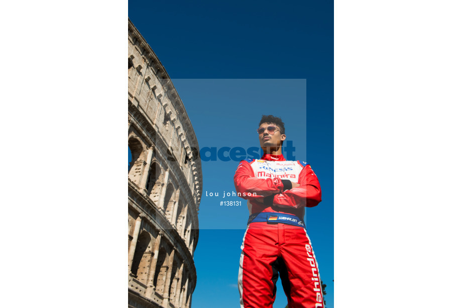 Spacesuit Collections Image ID 138131, Lou Johnson, Rome ePrix, Italy, 11/04/2019 15:55:56
