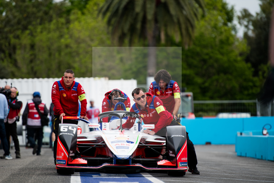 Spacesuit Collections Image ID 139101, Lou Johnson, Rome ePrix, Italy, 12/04/2019 14:08:29