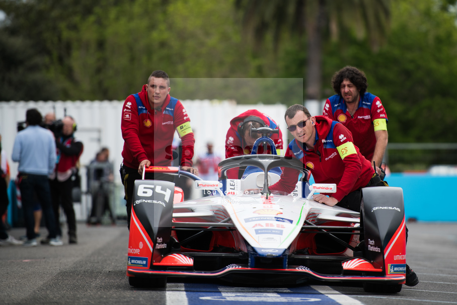Spacesuit Collections Image ID 139102, Lou Johnson, Rome ePrix, Italy, 12/04/2019 14:08:31