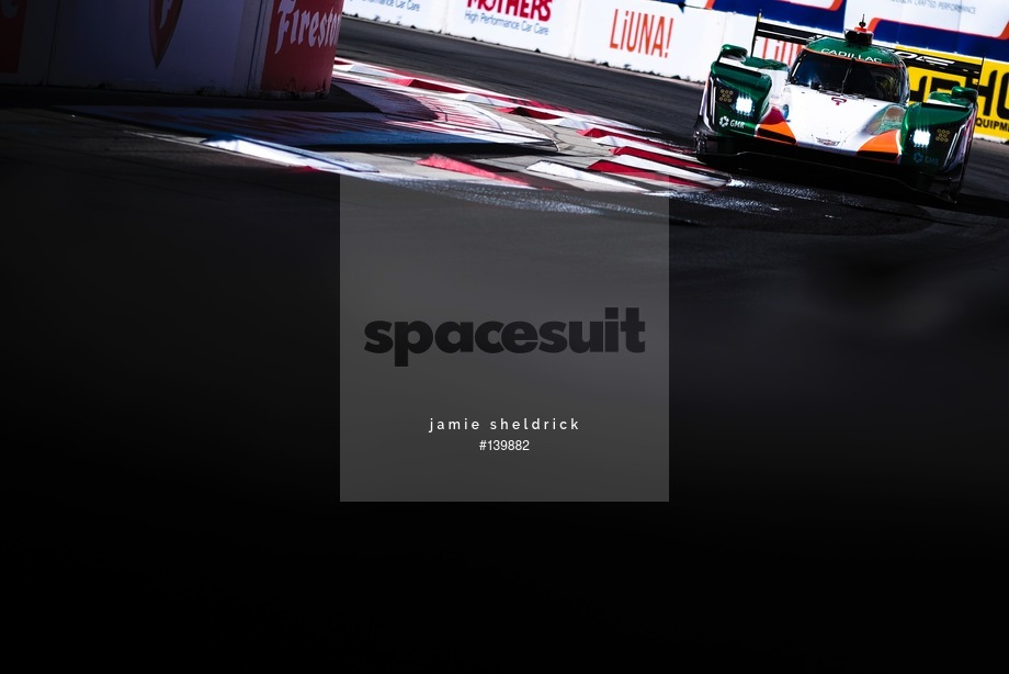 Spacesuit Collections Image ID 139882, Jamie Sheldrick, IMSA Sportscar Grand Prix of Long Beach, United States, 13/04/2019 15:17:25