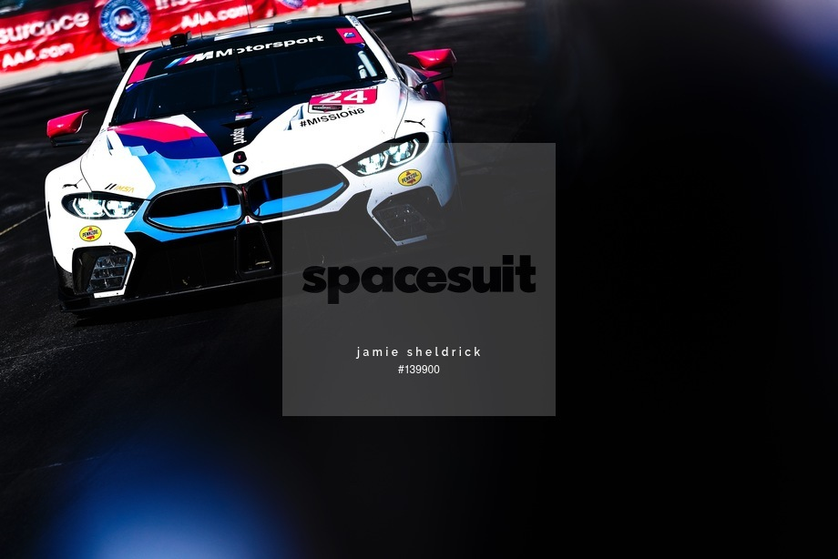 Spacesuit Collections Image ID 139900, Jamie Sheldrick, IMSA Sportscar Grand Prix of Long Beach, United States, 13/04/2019 15:33:33