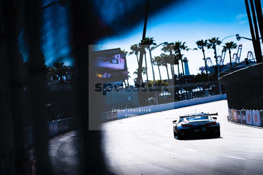 Spacesuit Collections Image ID 139911, Jamie Sheldrick, IMSA Sportscar Grand Prix of Long Beach, United States, 13/04/2019 15:37:37