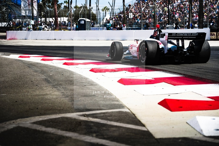 Spacesuit Collections Image ID 140349, Jamie Sheldrick, Acura Grand Prix of Long Beach, United States, 14/04/2019 14:17:03