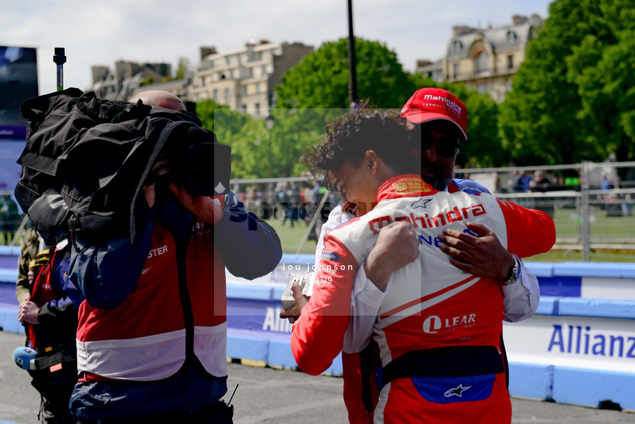 Spacesuit Collections Image ID 141719, Lou Johnson, Paris ePrix, France, 27/04/2019 12:53:40