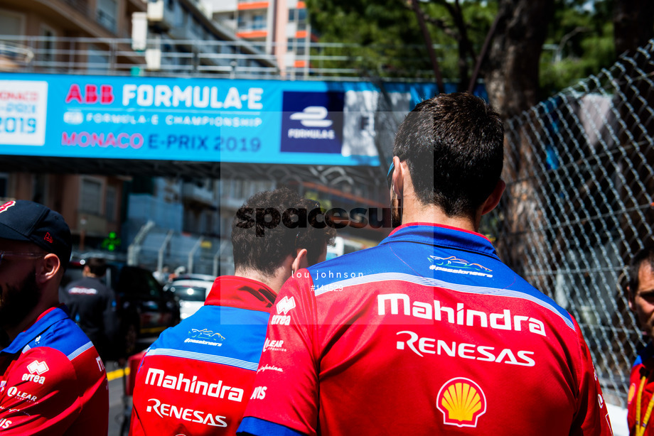 Spacesuit Collections Image ID 144529, Lou Johnson, Monaco ePrix, Monaco, 10/05/2019 14:08:39